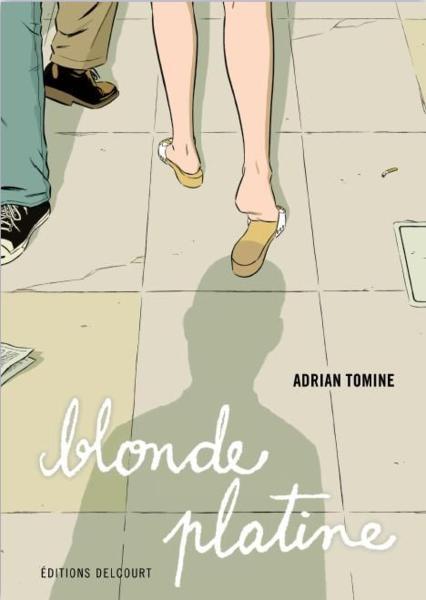 [BD] Adrian Tomine  Blonde10