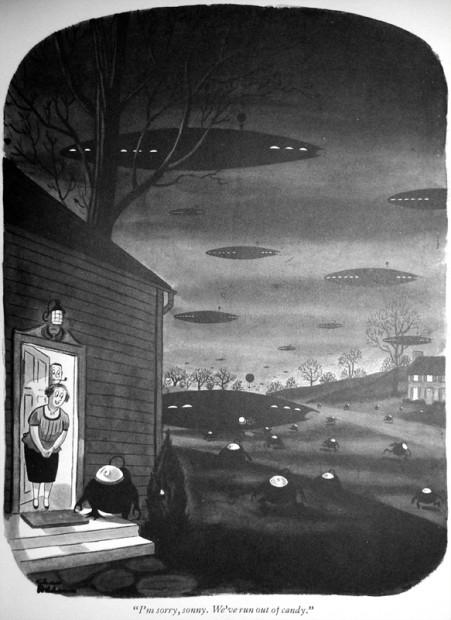 addams - Charles Addams [Illustrateur] Charle11