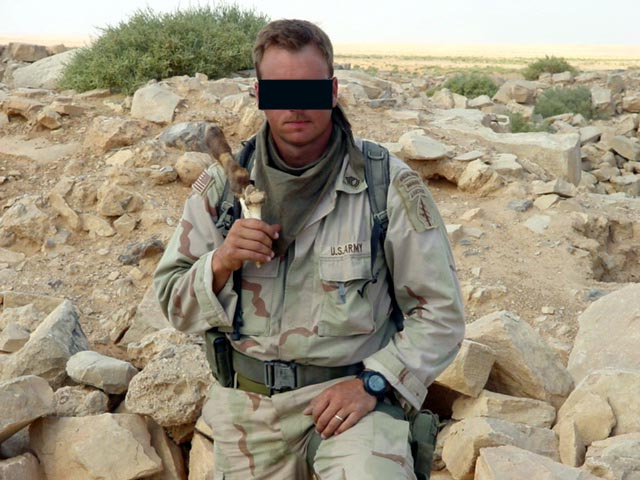 Special Forces, Invasion of Iraq '03 Aaq10