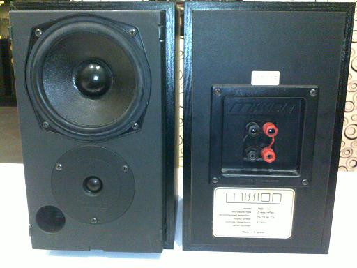 mission 760i SE speakers (Used) SOLD Missio10