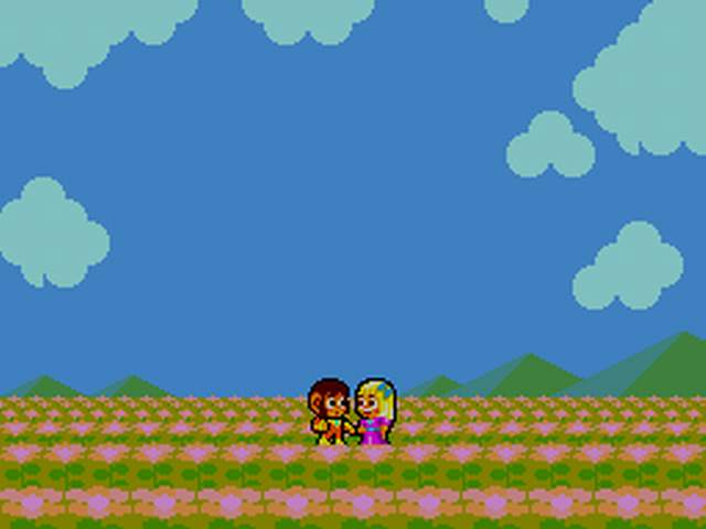 [Master System] Alex Kidd in Shinobi World 01-1010