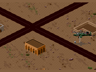 [MegaDrive] Desert Strike: Return to the Gulf 1012