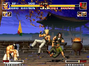 [NeoGeo] King of Fighters 94 1110