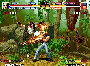 [NeoGeo] King of Fighters 94 1210
