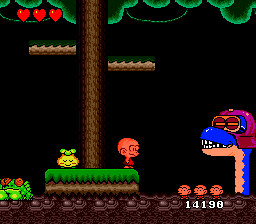 [PC Engine] Bonk\'s Adventure / PC KID 1311