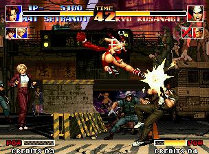 [NeoGeo] King of Fighters 94 1411