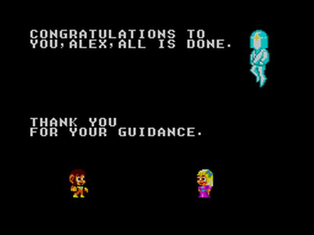 [Master System] Alex Kidd in Shinobi World 16-1010