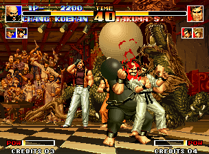[NeoGeo] King of Fighters 94 1710