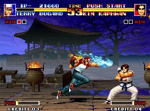 [NeoGeo] King of Fighters 94 1810