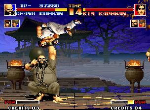 [NeoGeo] King of Fighters 94 2010