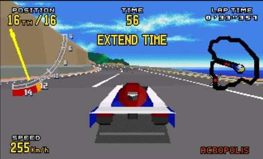 [MegaDrive 32x] Virtua racing : Deluxe 2410