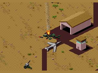 [MegaDrive] Desert Strike: Return to the Gulf 2511