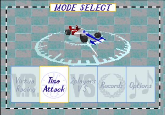 [MegaDrive 32x] Virtua racing : Deluxe 310