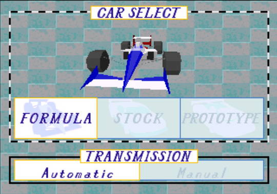 [MegaDrive 32x] Virtua racing : Deluxe 410