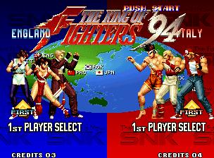 [NeoGeo] King of Fighters 94 510