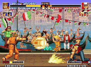 [NeoGeo] King of Fighters 94 610
