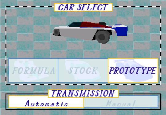 [MegaDrive 32x] Virtua racing : Deluxe 710