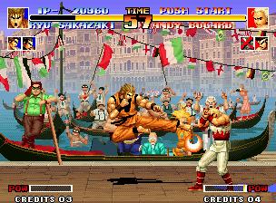 [NeoGeo] King of Fighters 94 710