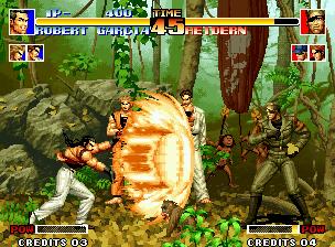 [NeoGeo] King of Fighters 94 810
