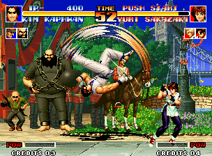 [NeoGeo] King of Fighters 94 910