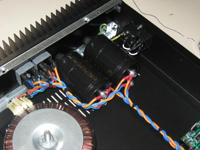 Nuovo Amplificatore HEAO (National LM4780 parallelo/ponte) - concorrenza al TA3020? - Pagina 4 Img_4913