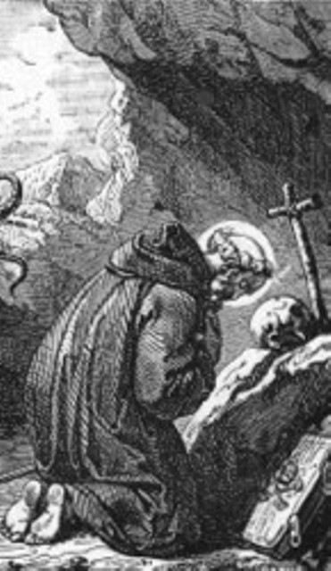 L'ermite qui devint pape ET ABDIQUA 051910