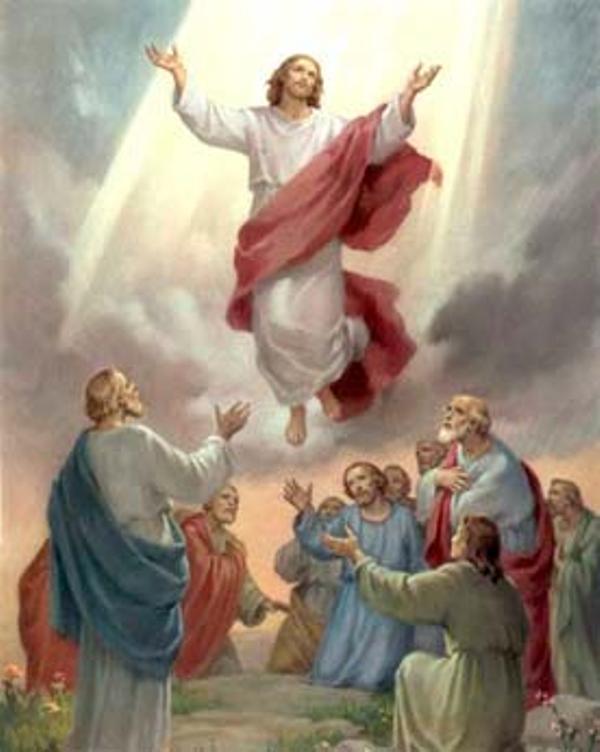Ascension de Notre-Seigneur Jésus-Christ. 2glo10