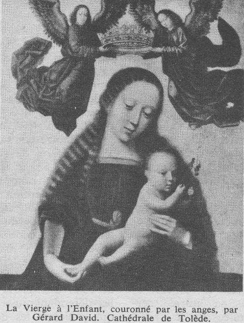 Quand les Pères de l'Église ''NOUS APPRENAIENT MARIE'' Bureau49