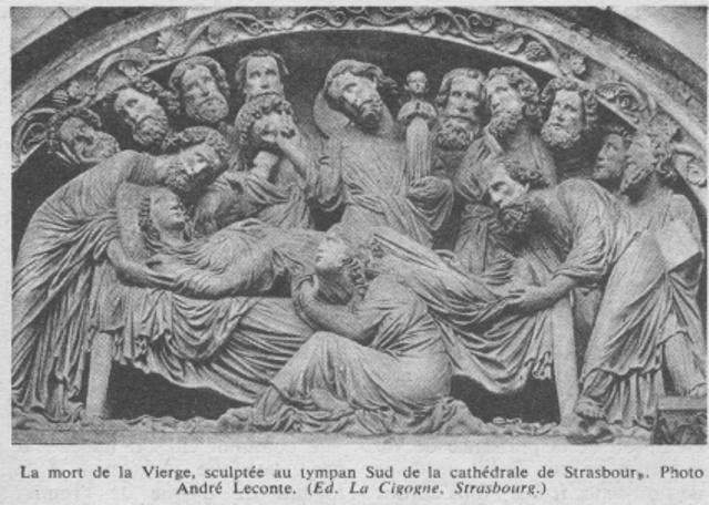 La Vierge Marie a-t-elle connu LA MORT? Bureau51