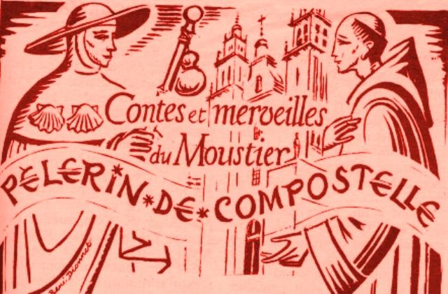 Pellerin de Compostelle  Bureau56