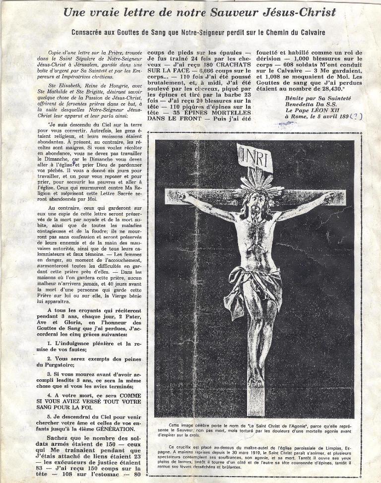 Une vraie lettre de notre Sauveur Jésus-Christ Image_10