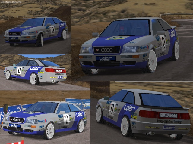 Novedades RBR Audi111