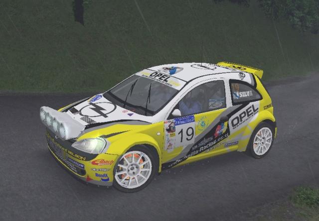 Escuderia Anilla Racing Sport Corsa210