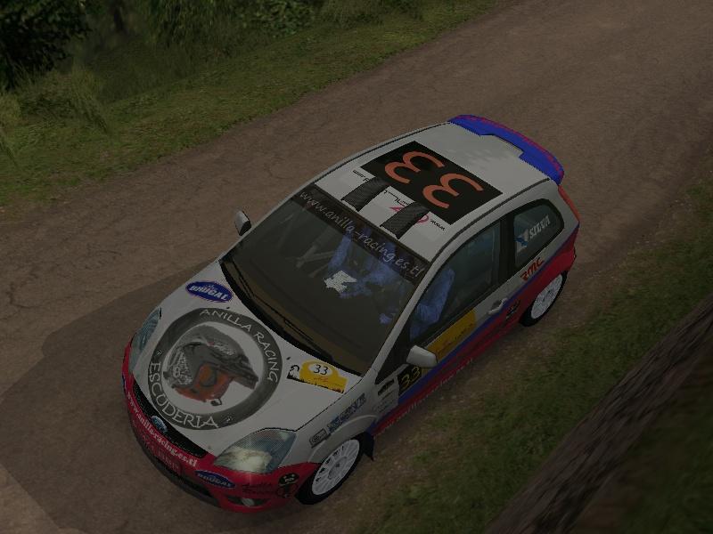Escuderia Anilla Racing Sport Richar18
