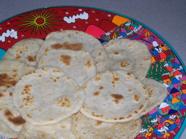 Tortillas maison (Cousky) Photo_17