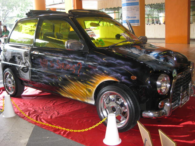 East Malaysia NO 1 Auto Show 2010 & 2011 Img_5939