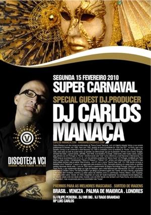 Dj Carlos Manaça in the mix 12658110