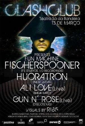Fischerspooner, Huoratron 12665910