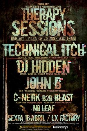 Technical Itch, Hidden, John B... 12701210