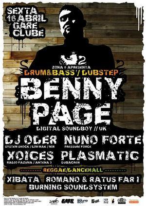 Benny Page, Oder, Nuno Forte... 12706410