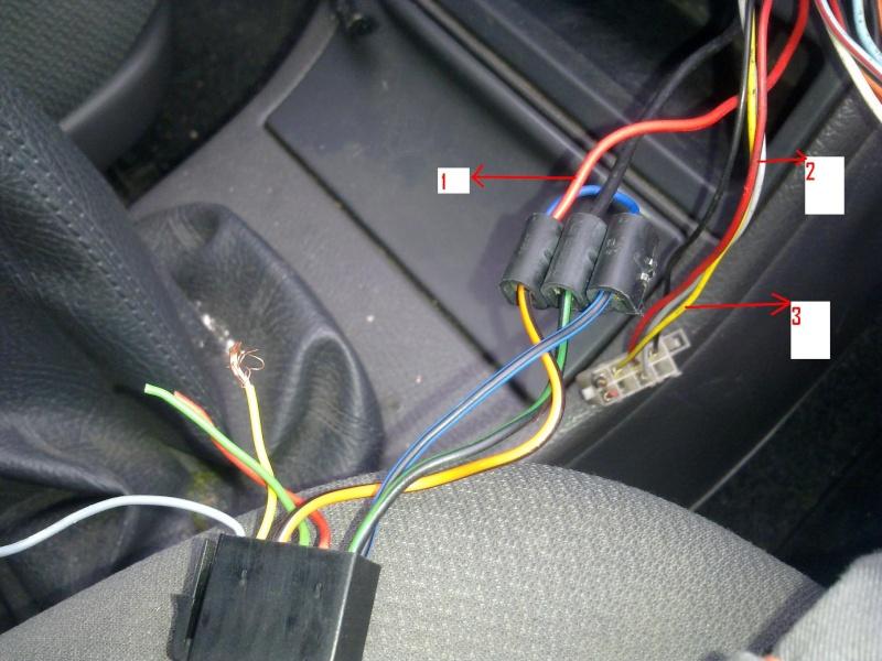 [ FIAT PUNTO TDS/S an 1997 ] schema electrique autoradio C10