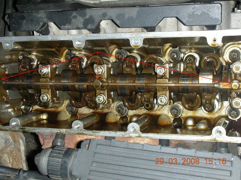 [ BMW e36 316i an 1993 ] Problème de pression d'huile Dscn2610