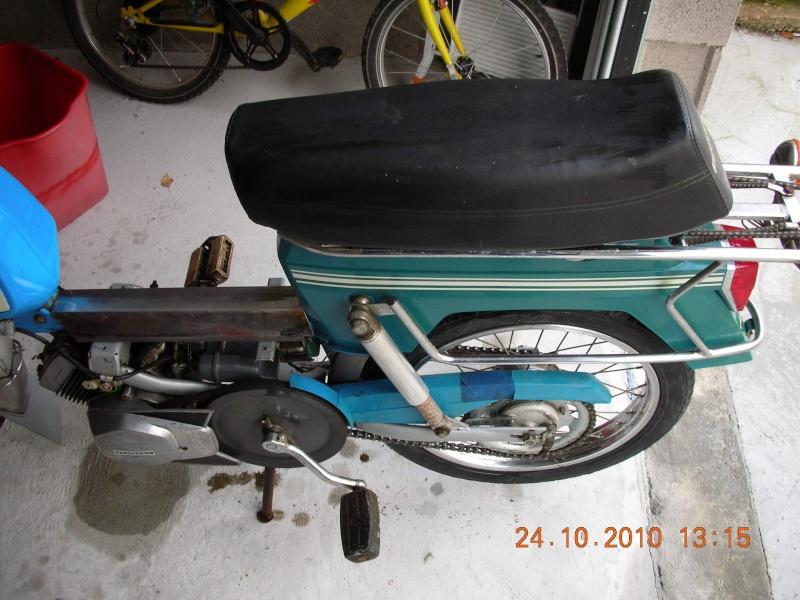 [Mobylette Peugeot 104 an 1977] question sur allumages +rénovation de la peinture Dscn4410
