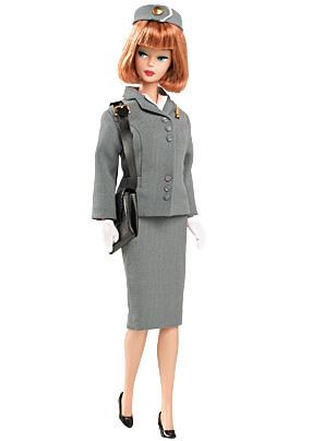 uniformes h tesses de l 39 air barbie vintage page 2. Black Bedroom Furniture Sets. Home Design Ideas