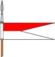 Bandeirolas das Lanças da Cavalaria Portuguesa, desde o século XIX S320x210