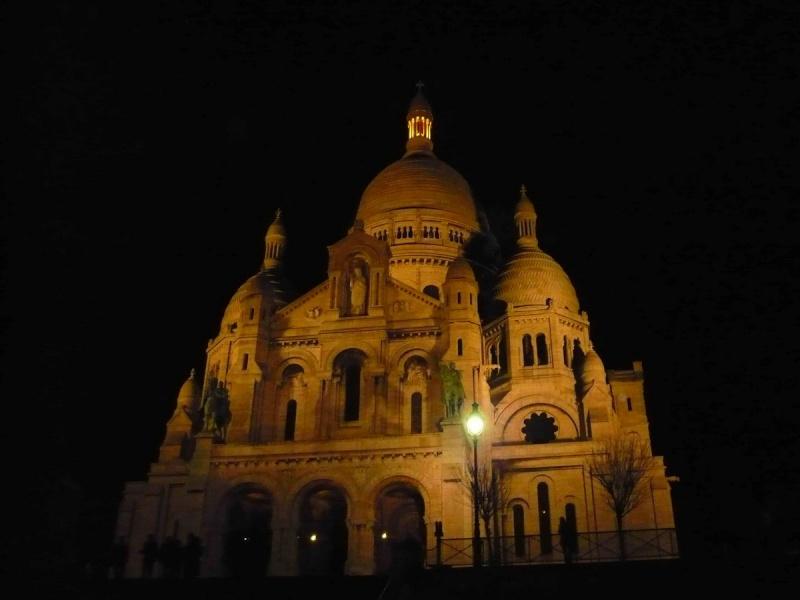 Paris en couleurs , Paris en noir et blanc ! Sacra10