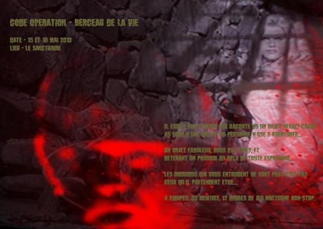 Le Berceau de la Vie - Nocturne du 15/16 mai 2010... Affich12