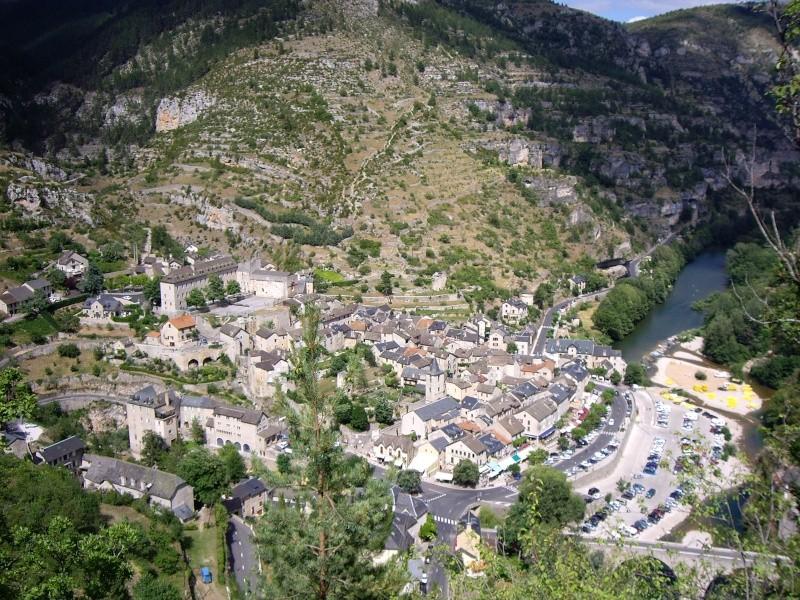 Gorges du Tarn - Lozère Imgp4812