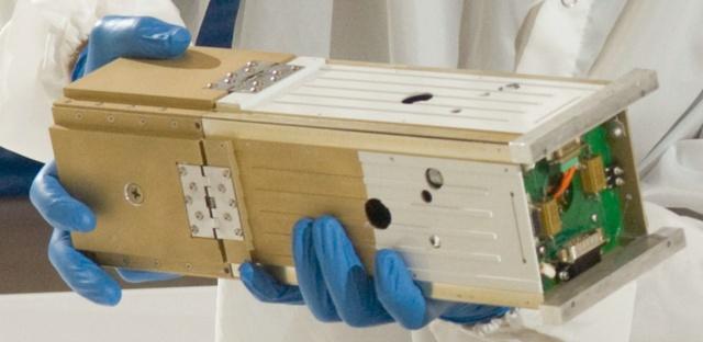 La voile solaire NanoSail-D2 Copie_11