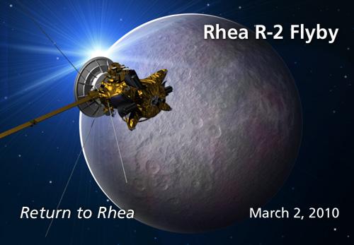 Cassini - Mission équinoxe (2008-2010) Return10